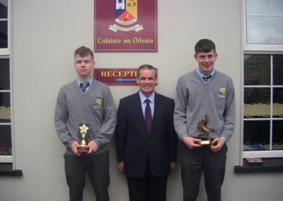 Student Award Recipients