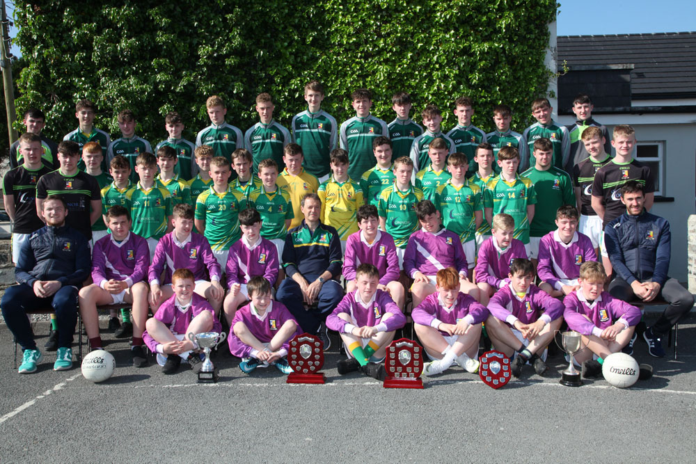 St. Patrick's Secondary School Celebrates Football & Athletics Glory.