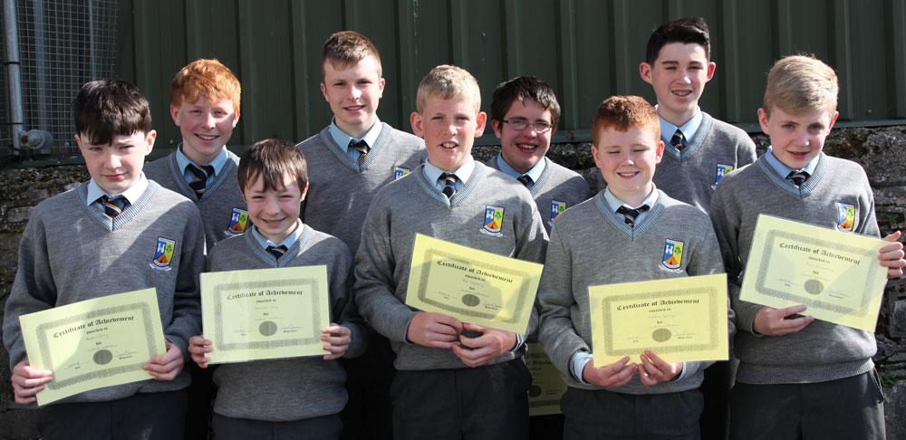 Graduation & Awards Evening At St. Patrick's Secondary School